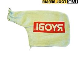 Ryobi 089100113805 miter saw replacement dust bag 0892400030