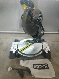 "Ryobi 10"" Compound Miter Saw Model# TS1346"