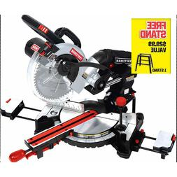 "Craftsman 10"" Compound Miter Saw with Stand-NEW"