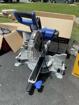 "Kobalt 10"" Dual Bevel Sliding Compound Corded Miter Saw"