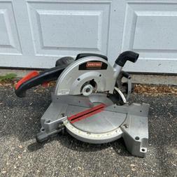 "Craftsman 10"" Folding Compound Miter Saw Model 315.212110 No"