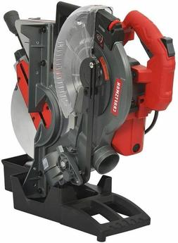 CRAFTSMAN 10-in 15-Amp Single Bevel Laser Compound Miter Saw