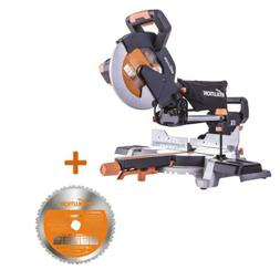 10 In Multi Material Optimized Sliding Miter Saw Electric Co