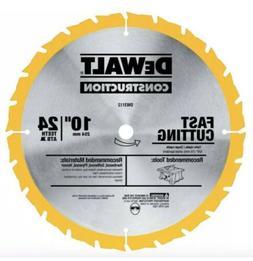DEWALT 10 inch 24 Teeth Circular Power Tool Table Miter Saw