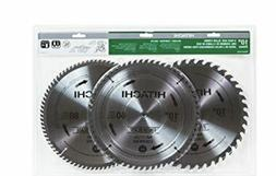 10-inch Clear Anti-stick Coated Saw Blades Thin kerf Miter S