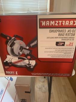 Craftsman 10 Inch Compound Miter Saw