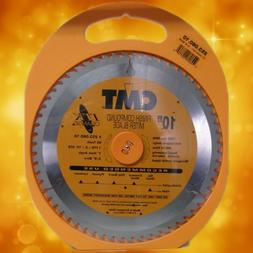 "CMT 10"" ITK Finish Compound Miter Saw Blade 253.060.10"