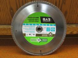 "10"" x 80 Teeth Carbide Miter Aluminum Industrial Saw Blade"