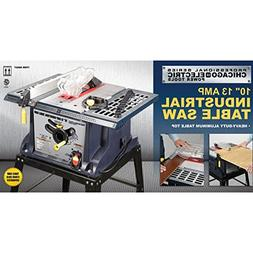 10 in., 13 Amp Benchtop Table Saw -USATM by Chicago Electric