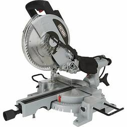 Ironton 10in. Compound Sliding Miter Saw- 2.4 HP, 15 Amp, 4,