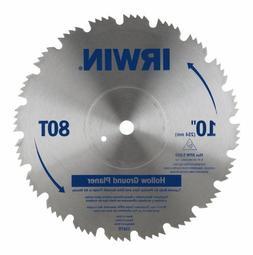 IRWIN 11670 Saw Blade, Steel, 10in, 80Teeth
