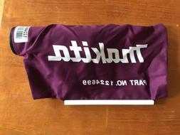 Makita 122469-9 Dust Bag Assembly, New, Free Shipping