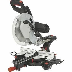 Ironton 12in. Compound Sliding Miter Saw -  2.5 HP 15 Amp