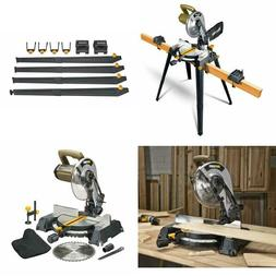 14Amp 10 Miter Saw adjustable bevel Stand Legs Lightweight w