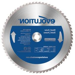 Evolution Power Tools 14BLADEST Steel Cutting Saw Blade, 14-