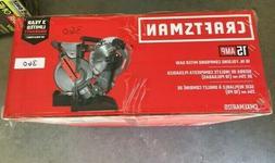 Craftsman 15 Amp 10 Inch Folding Compound Miter Saw CMXEMAR1