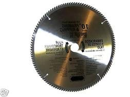 "4 pcs 10/"" saw blades 120th carbide teeth Miter Saw Table Saw Wood Cutting Disc"