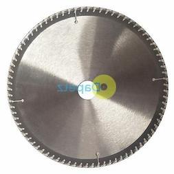 "250mm TCT Aluminium Circular Saw Blade Mitre Bench Rip 10"" B"
