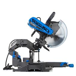 "26-2251 12"" Sliding Compound Miter Saw, Dual Bevel - Cruzer"