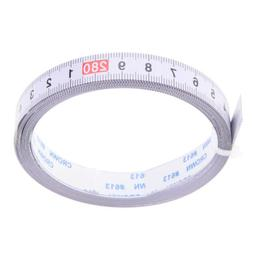 3.3yd Self Adhesive Tape Measure, Metric Miter Saw Steel Rul