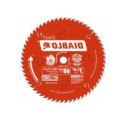 7-1/4 60T Diablo Finish Work Circular Saw Blade D0760X