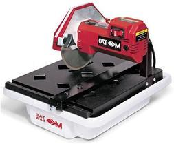 MK Diamond 157222 0.5 HP 7 in. Portable Wet Cutting Tile Saw
