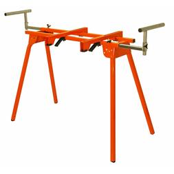 Folding Miter Saw Stand 500lb Capacity 36in Height Portable