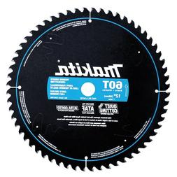 Makita 12-Inch 60-Tooth Ultra Coated Miter Saw Blade - Makit