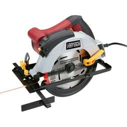 Chicago Electric 7-1/4 in. 12 Amp Heavy Duty Circular Saw Wi
