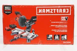 Craftsman 7-1/4-in 20-Volt Max Single Bevel Sliding Compound
