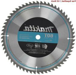 Makita A-93675 10-Inch 60 Tooth Micro Polished Mitersaw Blad