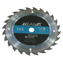 """Makita A-85092 6-1/2"""" x 24 Tooth Carbide Blade"""