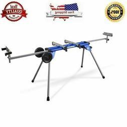 Kobalt Adjustable Mobility Miter Saw Portable Rolling Steel