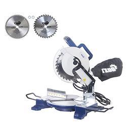Ainfox15 Amp 10-Inch Compound Miter Saw, Laser Cutline