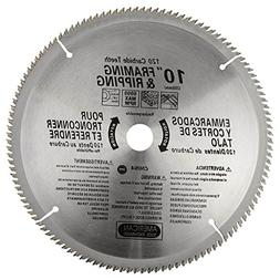 "American Tool 10"" Carbide Tipped Saw Blade 120 Tooth"