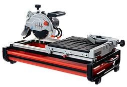 "Lackmond Beast Wet Tile Saw - 7"" Portable Jobsite Cutting To"