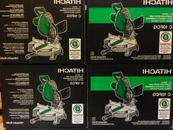 "Hitachi C10FCG 10"" Compound Miter Saw"