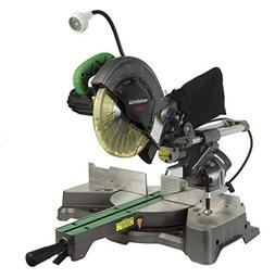 Metabo HPT C8FSHE 8-1/2-Inch Sliding Compound Miter Saw, Las