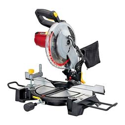Chicago Electric 10 in. Single Bevel Compound Miter Saw