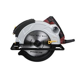 "7 1/4"" Circular Saw with Laser Guide System"