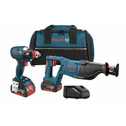 Bosch CLPK204-181 18V Cordless Lithium-Ion 1/4 in. Socket Re