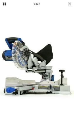 Kobalt Compact 7-1/4-in 10-Amp Single Bevel Sliding Laser Co