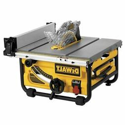 15 Amp 10 in. Compact Job Site Table Saw with Site-Pro Modul