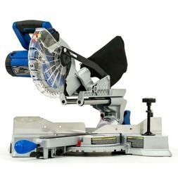 Kobalt Compact Sliding 7-1/4-in Single Bevel Sliding Laser C