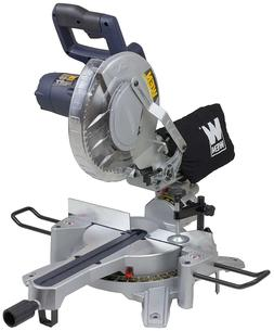 "Compound Miter Saw 10"" Power Tools Compact Sliding 15 Amp Pr"