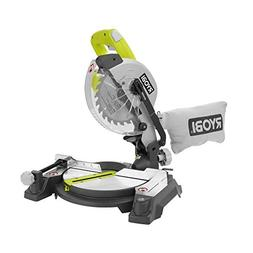 Ryobi 9 Amp 7-1/4 in. Compound Miter Saw with Laser