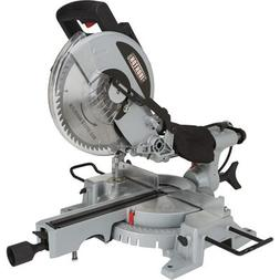 Ironton 10in. Compound Sliding Miter Saw - 2.4 HP, 15 Amps,