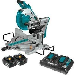 Makita Miter Saw Laser Kit 10 In. Dual-Bevel Sliding Compoun
