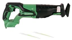 Hitachi CR18DGLP4 18V Cordless Lithium-Ion Reciprocating Saw