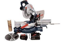 CRL Cordless Metal/Plastic/Wood Compound Miter Saw